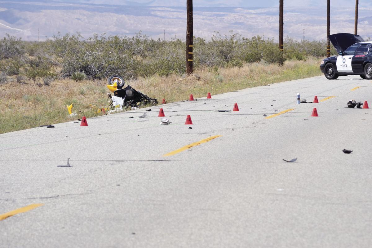 Fatal Accident- California City | News | desertnews com
