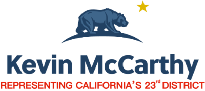 Congressman Kevin McCarthy's 23rd Congressional District