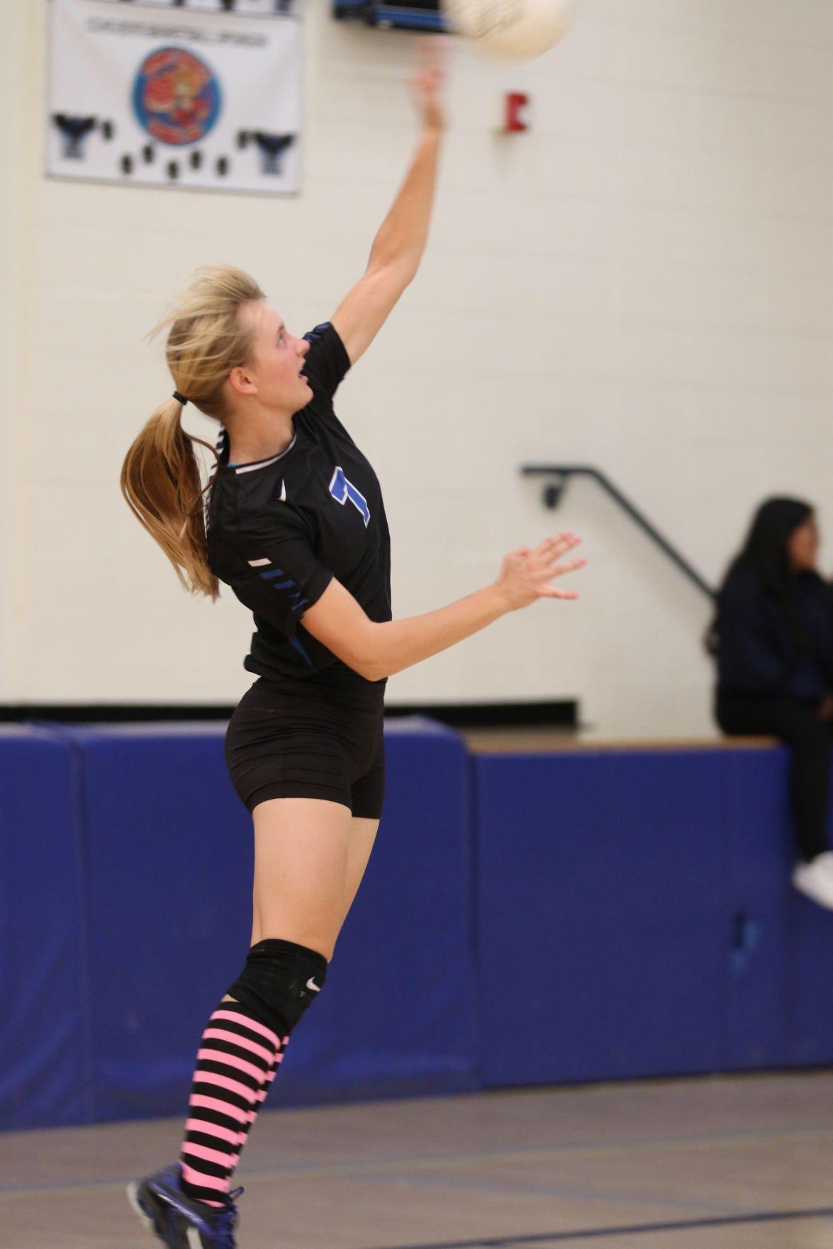 Varsity Volleyball 10-12-18