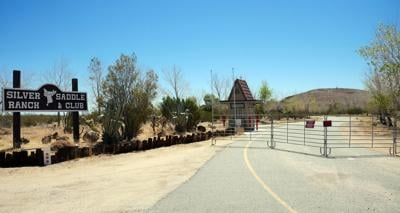 Silver Saddle Ranch gated