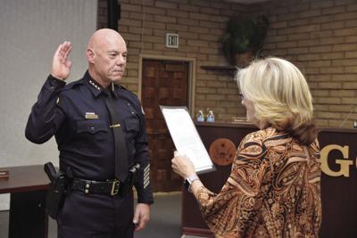 California City Chief of Police Jon Walker