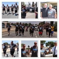 Law Enforcement Torch Run for the Special Olympics Southern California - May 31st