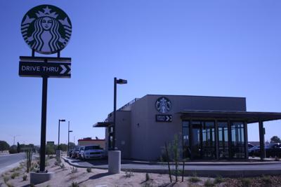 California City Starbucks