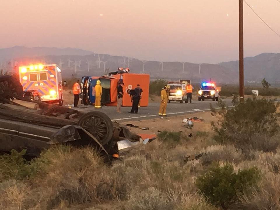 Update fatal accident CCB | | desertnews com