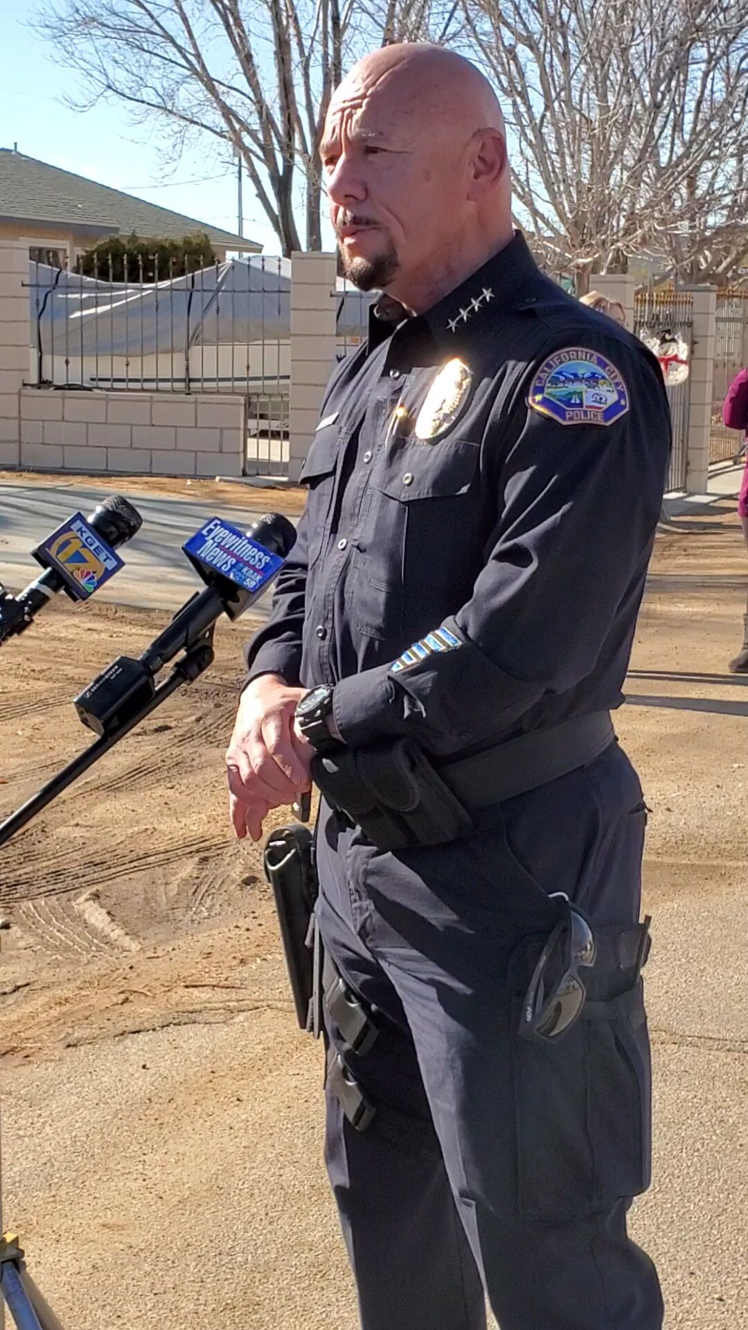 Chief Walker provides update on missing boys