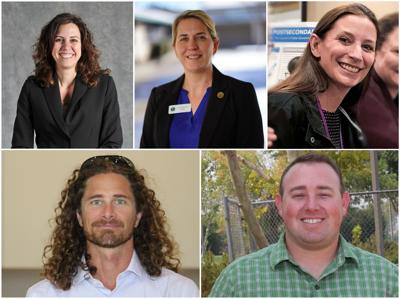 Five Receive Excellence in Education Award