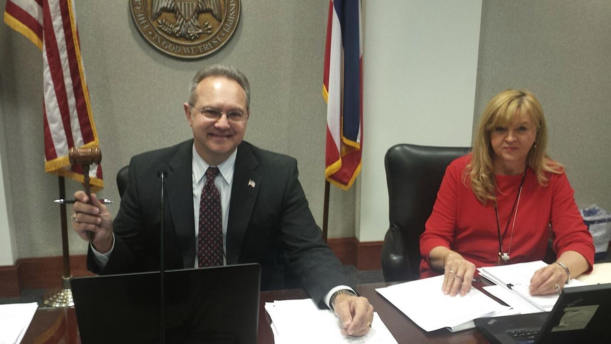 Lee named new supervisors president