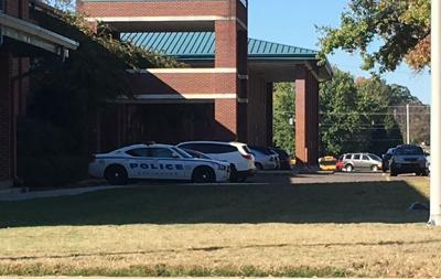 Southaven Middle School police situation