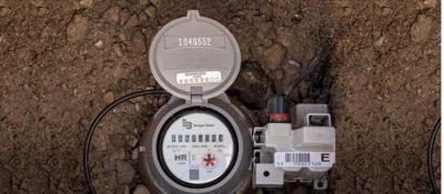 Southaven water meters