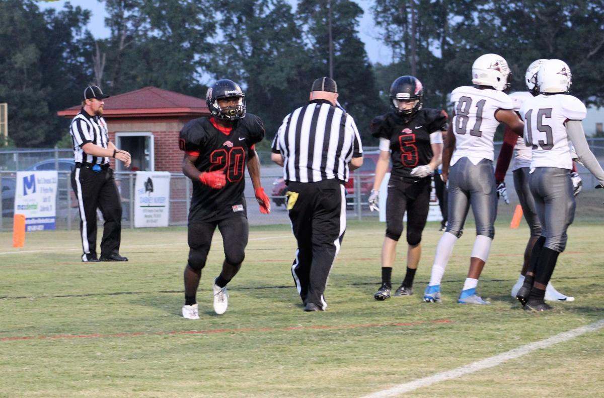 Center Hill-Douglass football