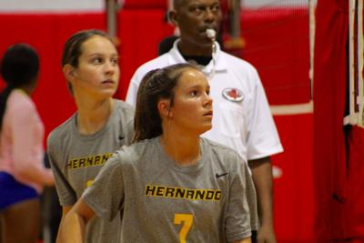 Hernando volleyball