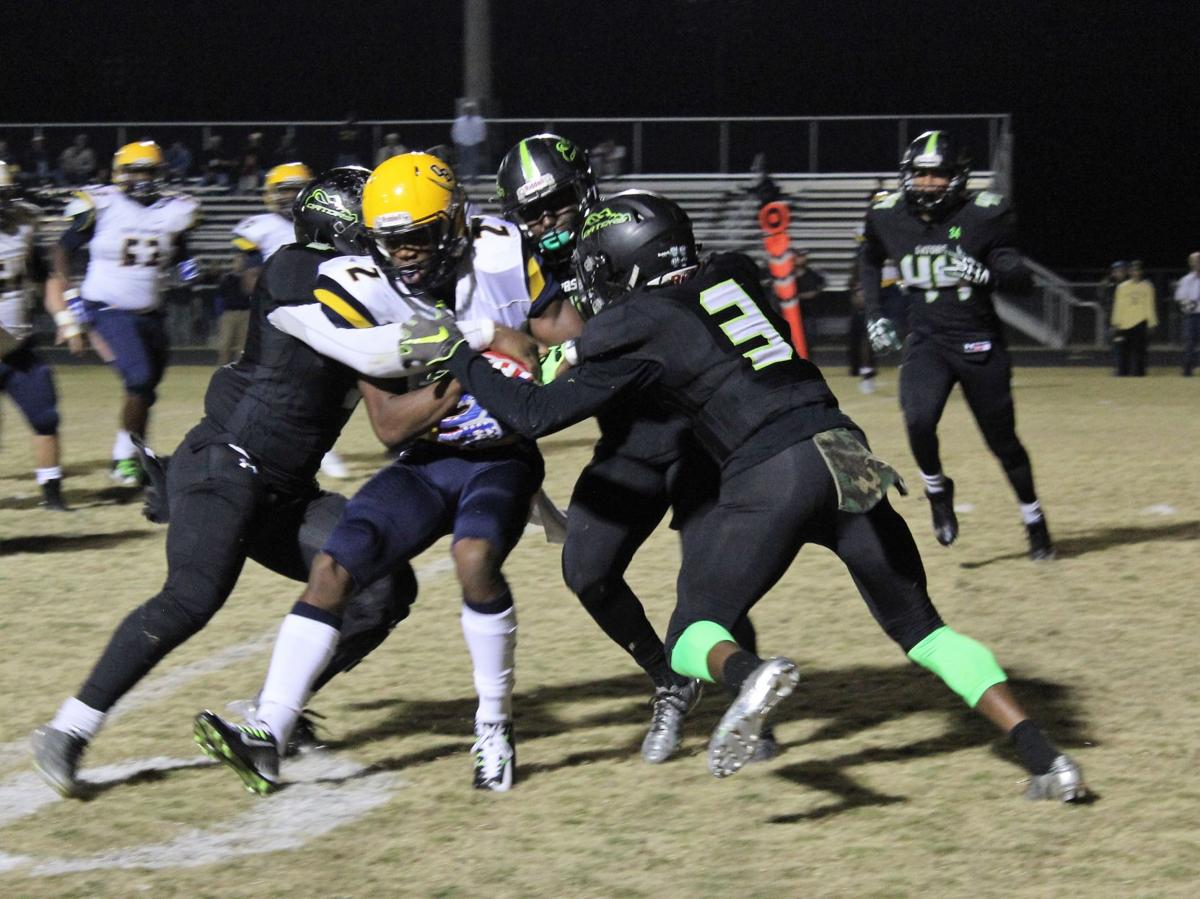 Olive Branch-Lake Cormorant playoff football