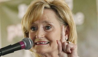 Hyde-Smith poised to make history