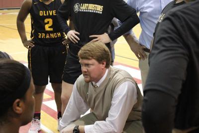 Blake Jones resigns at Olive Branch