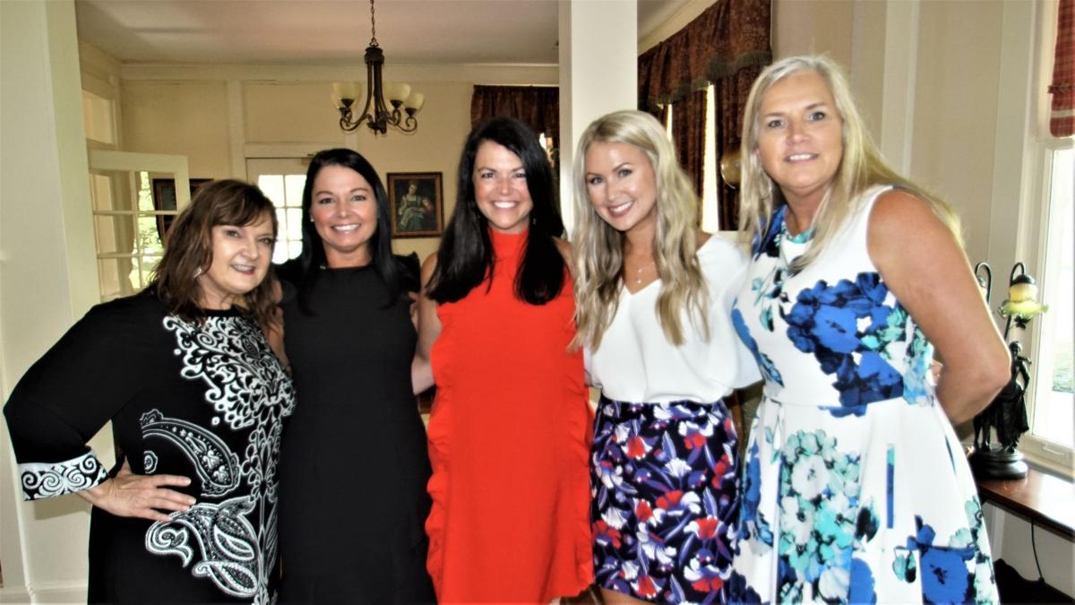 Sandi Eley, Hayley Perkins, Kacy Dixon, Olivia Craig & Debbie King.JPG