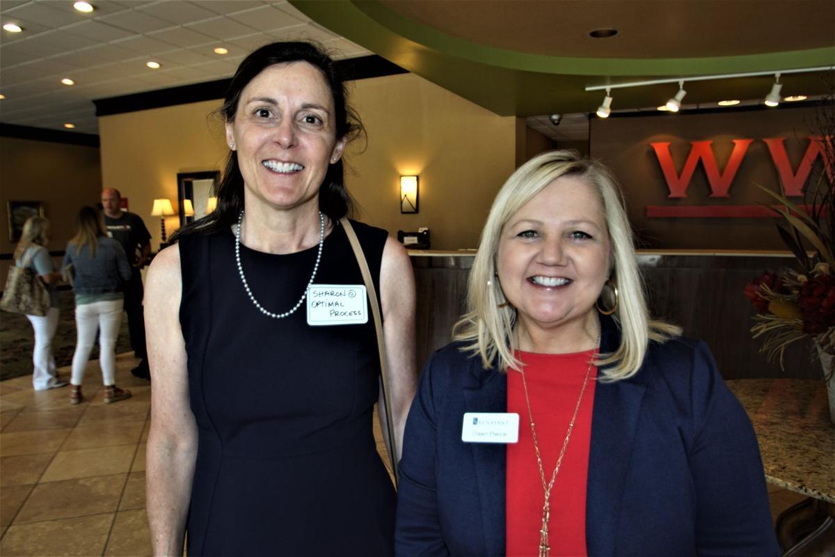 Sharon Bicks & Dawn Pierce.JPG