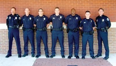 Tupelo Police Department >> Police department adds officers | News | desototimes.com