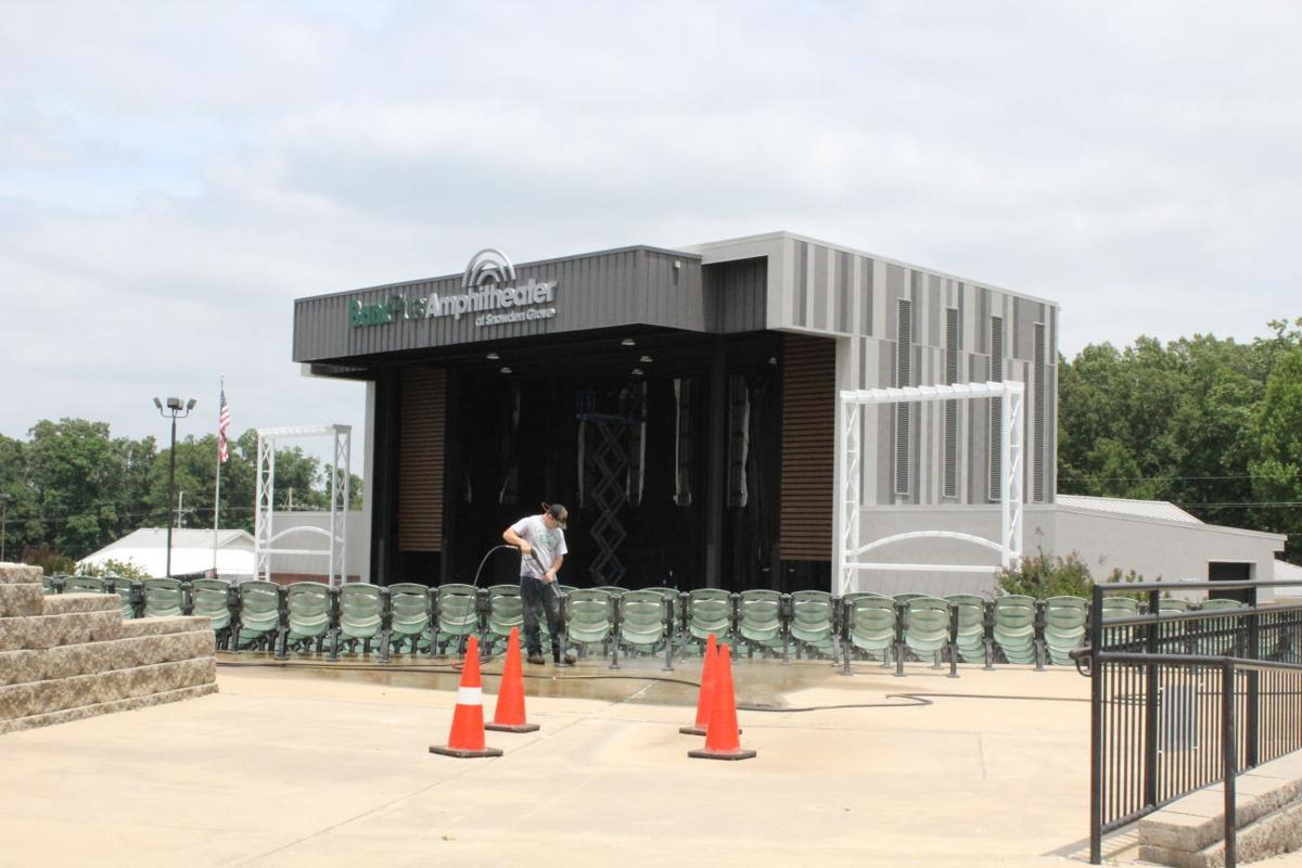 Amphitheater Contract At Southaven Venue Up In Air News