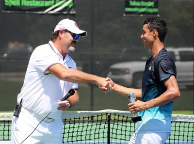 Spell USTA Tennis tournament