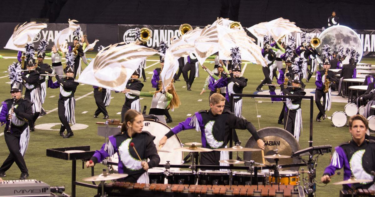 Pride of DeSoto Central Marching Band