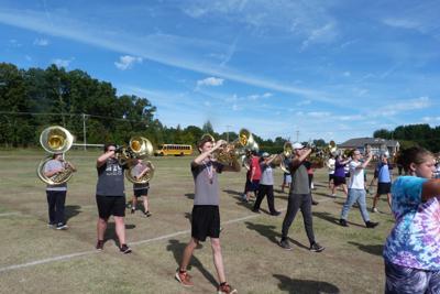 Hernando High School band