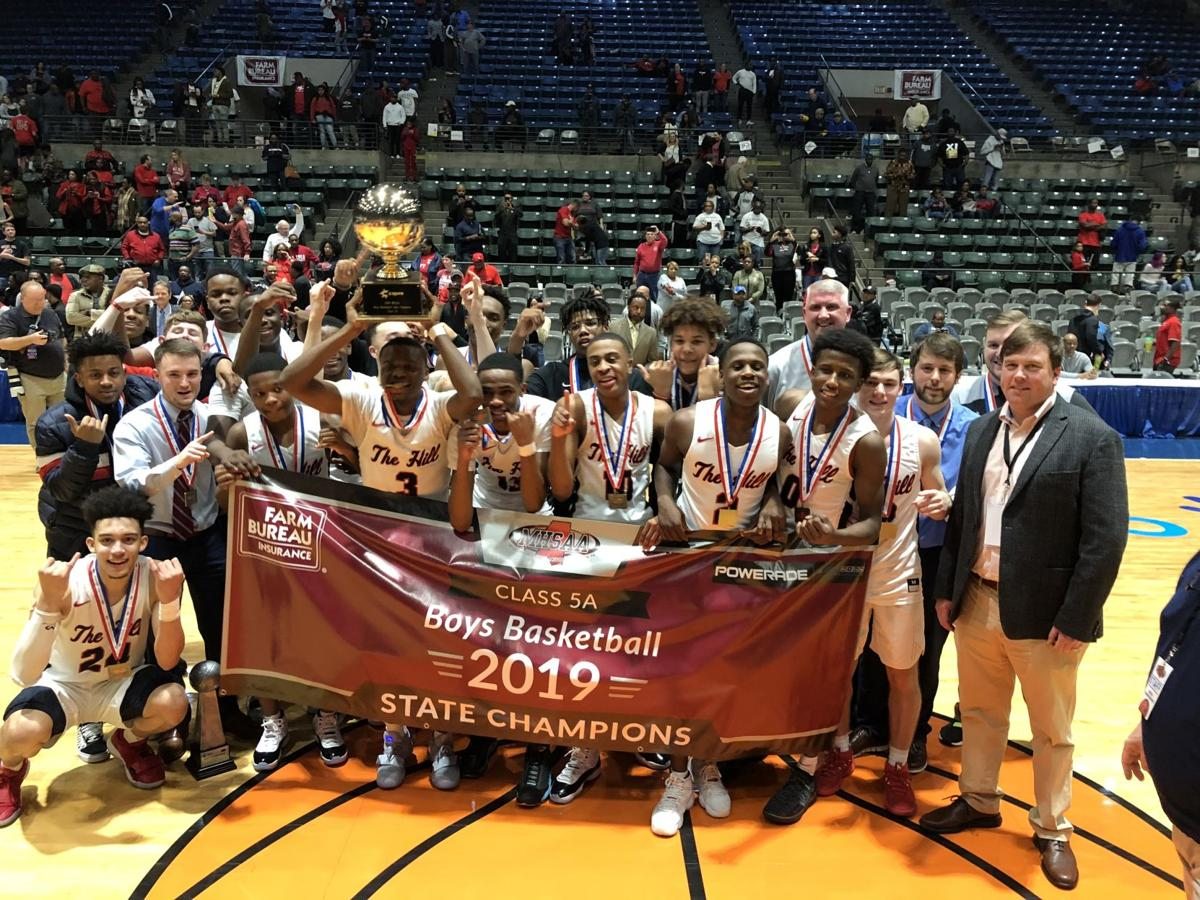 Center Hill state champions