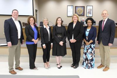New DCS principals named