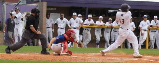 Austin Riley DeSoto Central baseball