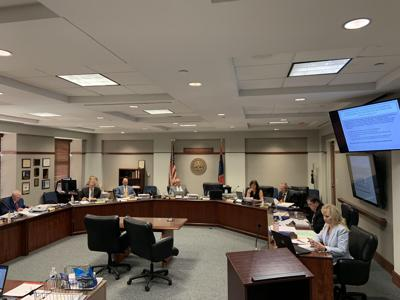 Board of Supervisors budget