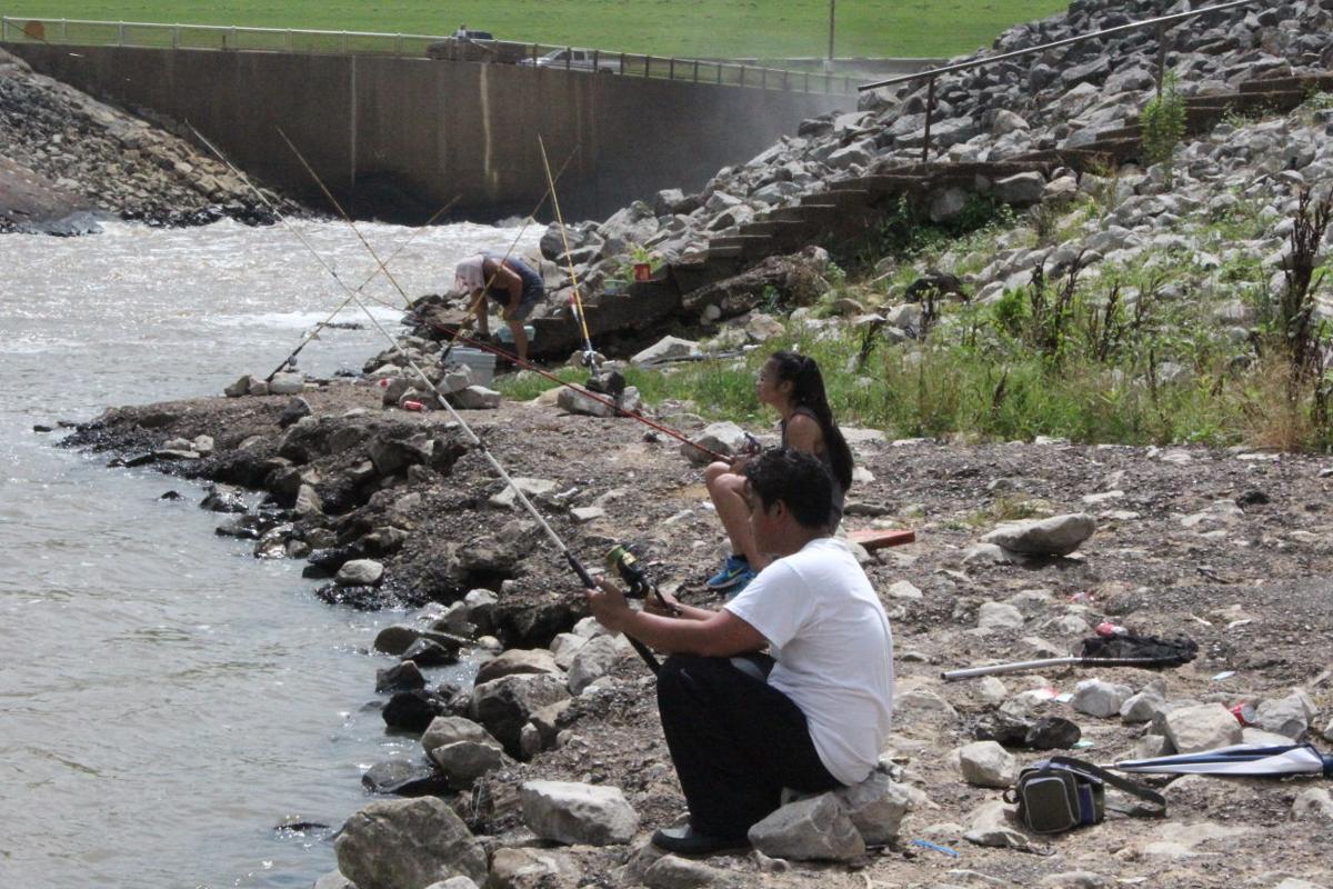 Arkabutla Lake fishing