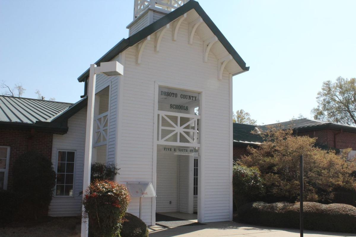 DeSoto County School District building (copy) (copy)