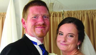 Taylor-Burks wedding