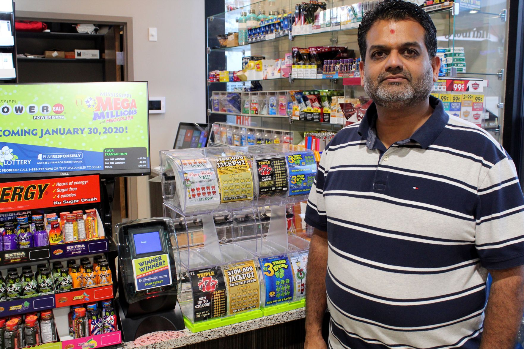 do convenience stores make money off lottery