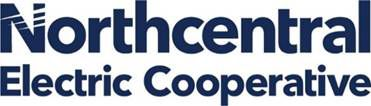Northcentral Electric Cooperative logo