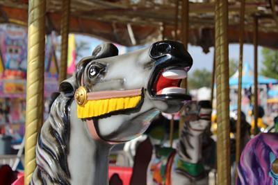 Mid-South Fair carousel
