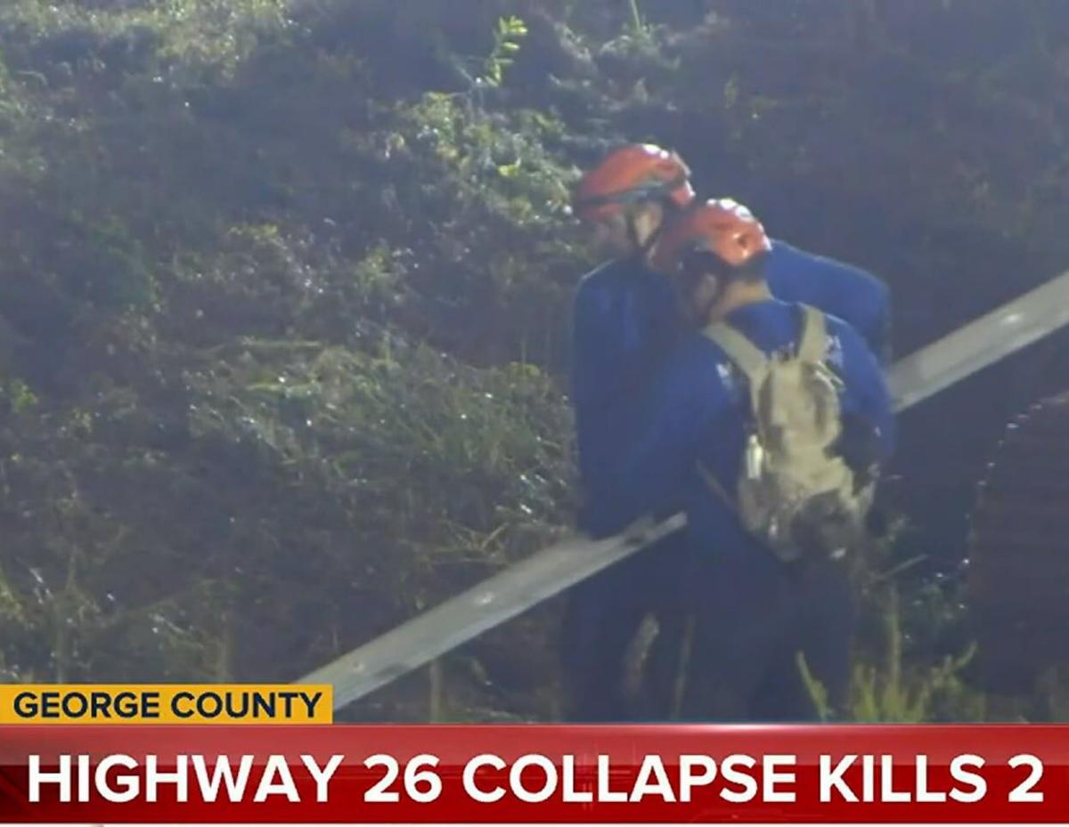 Task force bridge collapse