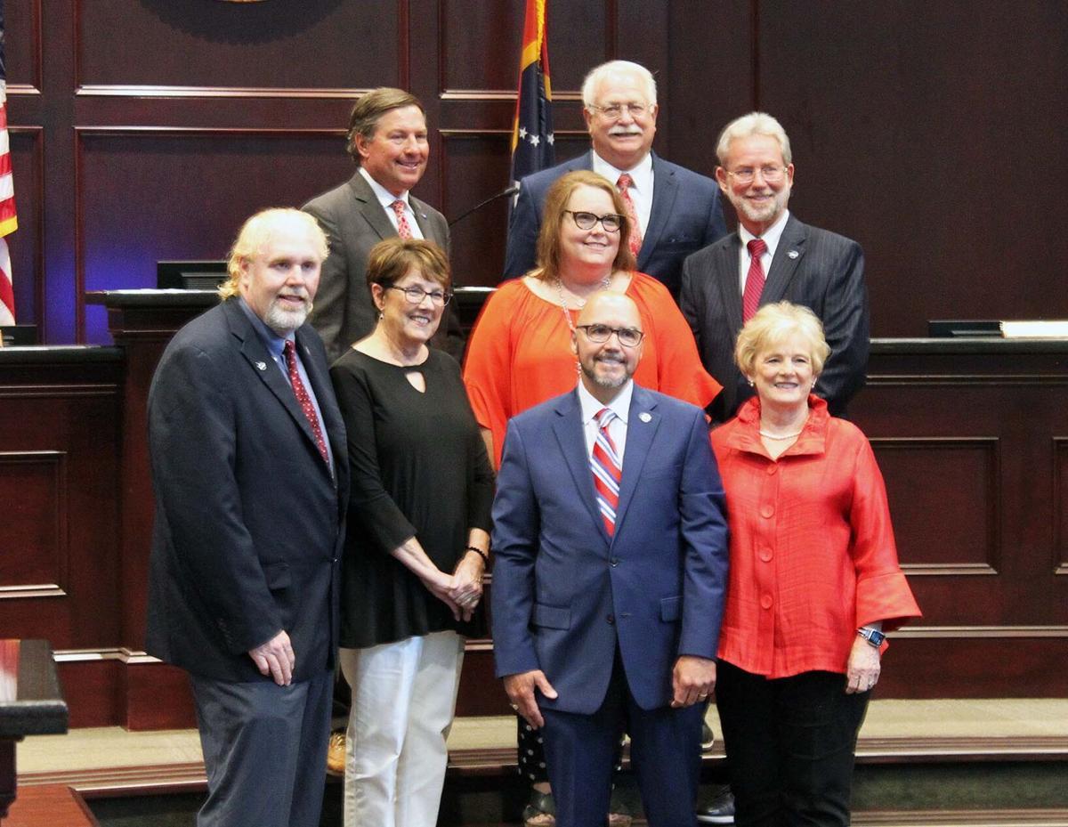 new mayor and aldermen