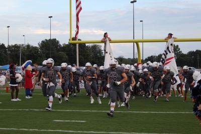 Lewisburg Patriots enter (copy)