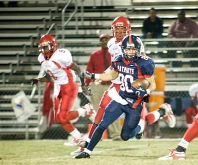Lewisburg Loses To North Panola 30 7 Sports Desototimes Com