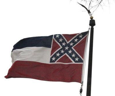 SEC Flag flap
