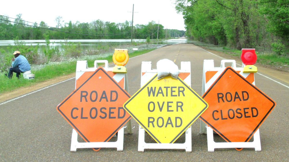 Flooding expected in DeSoto