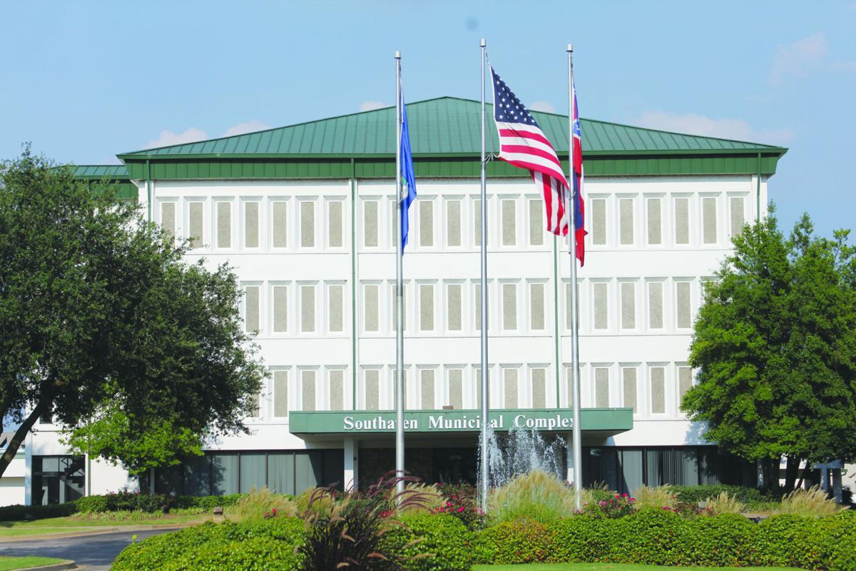 Southaven City Hall (copy)
