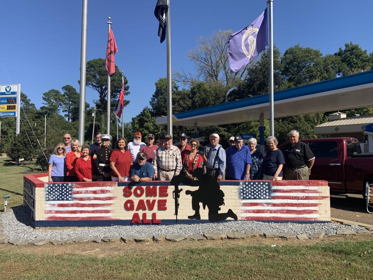 Eudor veterans memorial