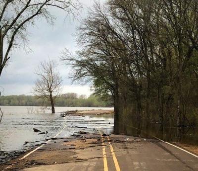 DeSoto River Park closed