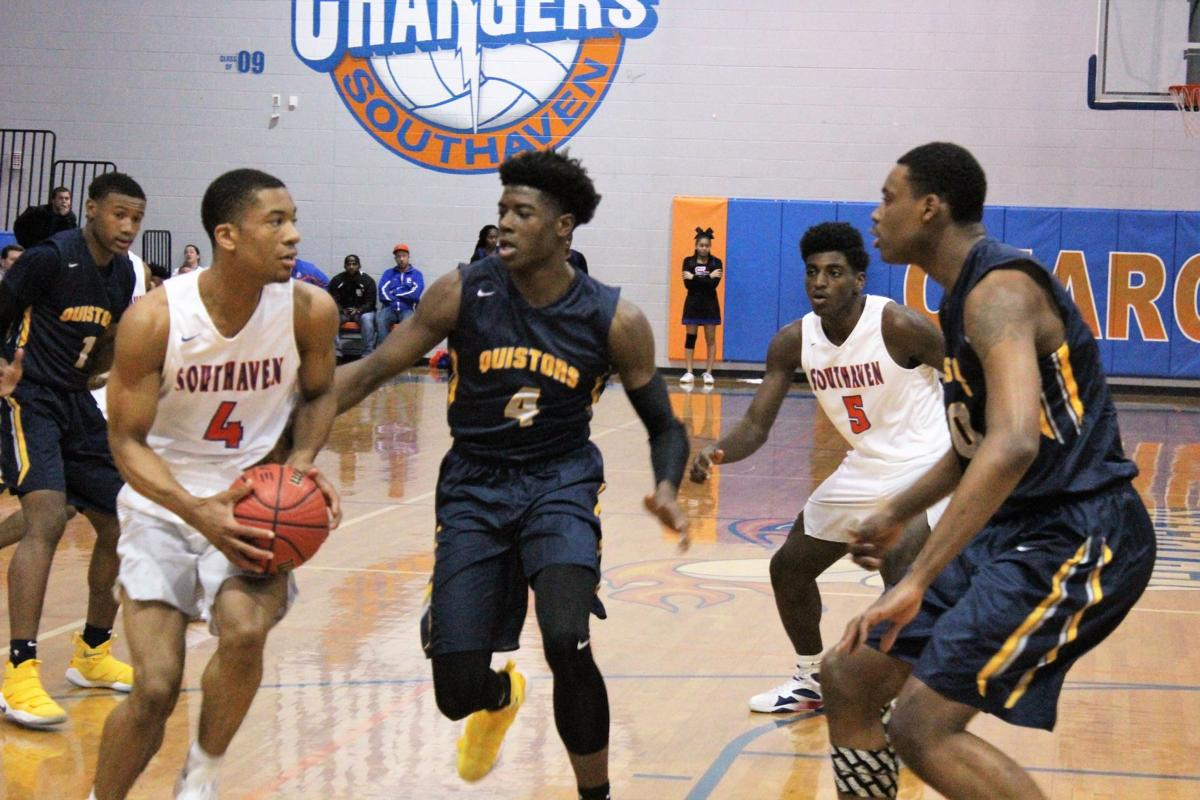 Southaven-Olive Branch basketball
