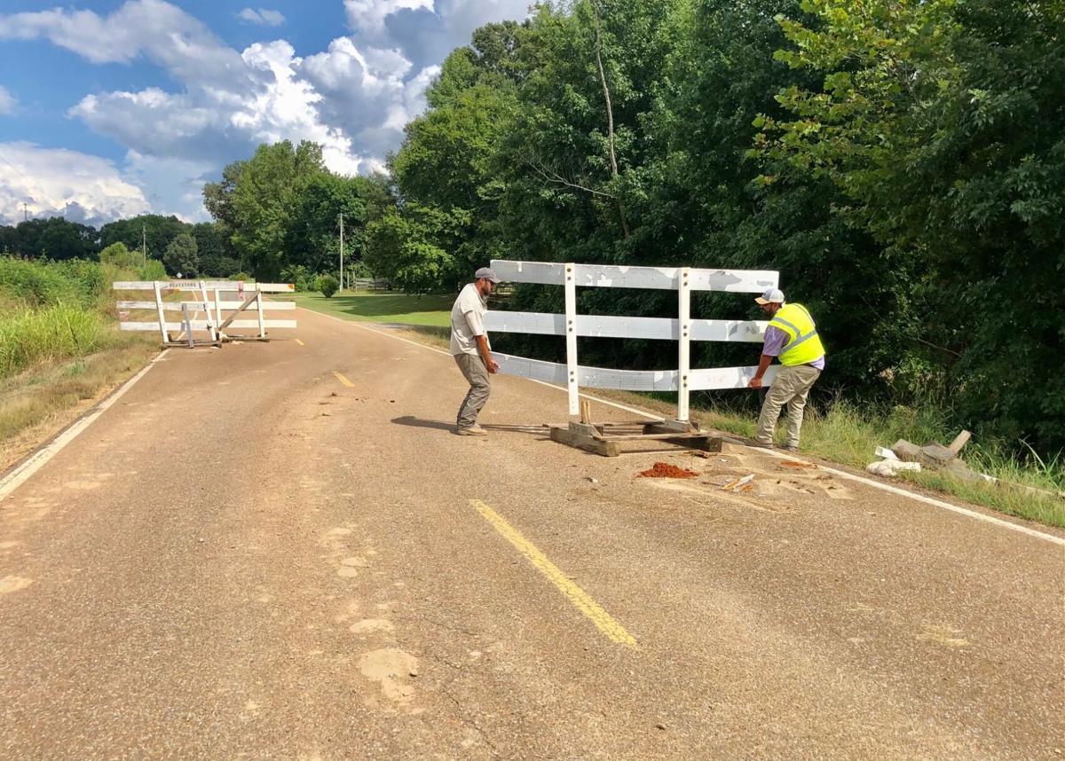 Ingrams Mill Bridge Construction Complete