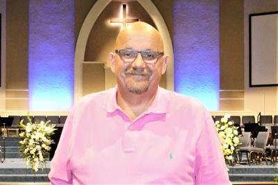 Rev. Dean Stewart