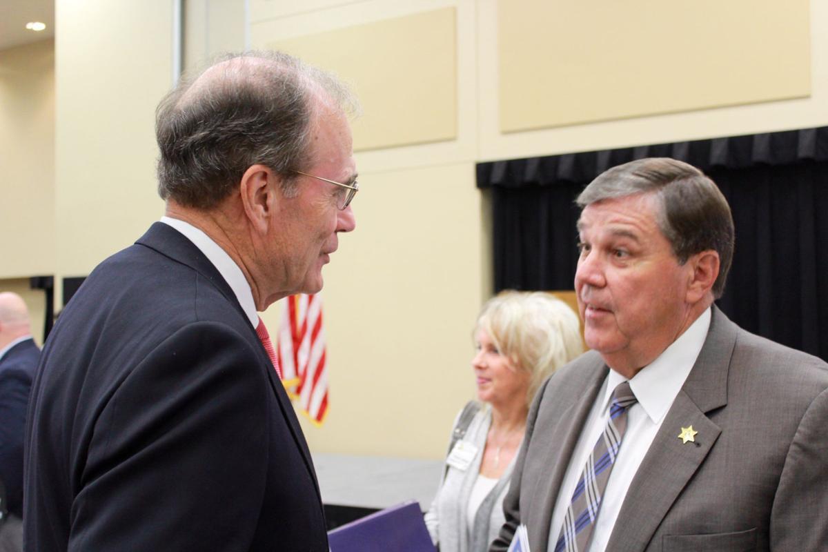Hosemann visits DeSoto County (copy)