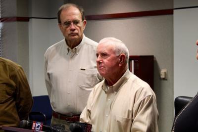 Officials discuss storm damage