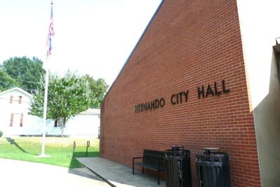 Hernando City Hall